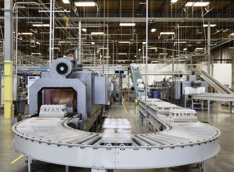 Automation Robotertechnik B+R Lebensmittelbranche